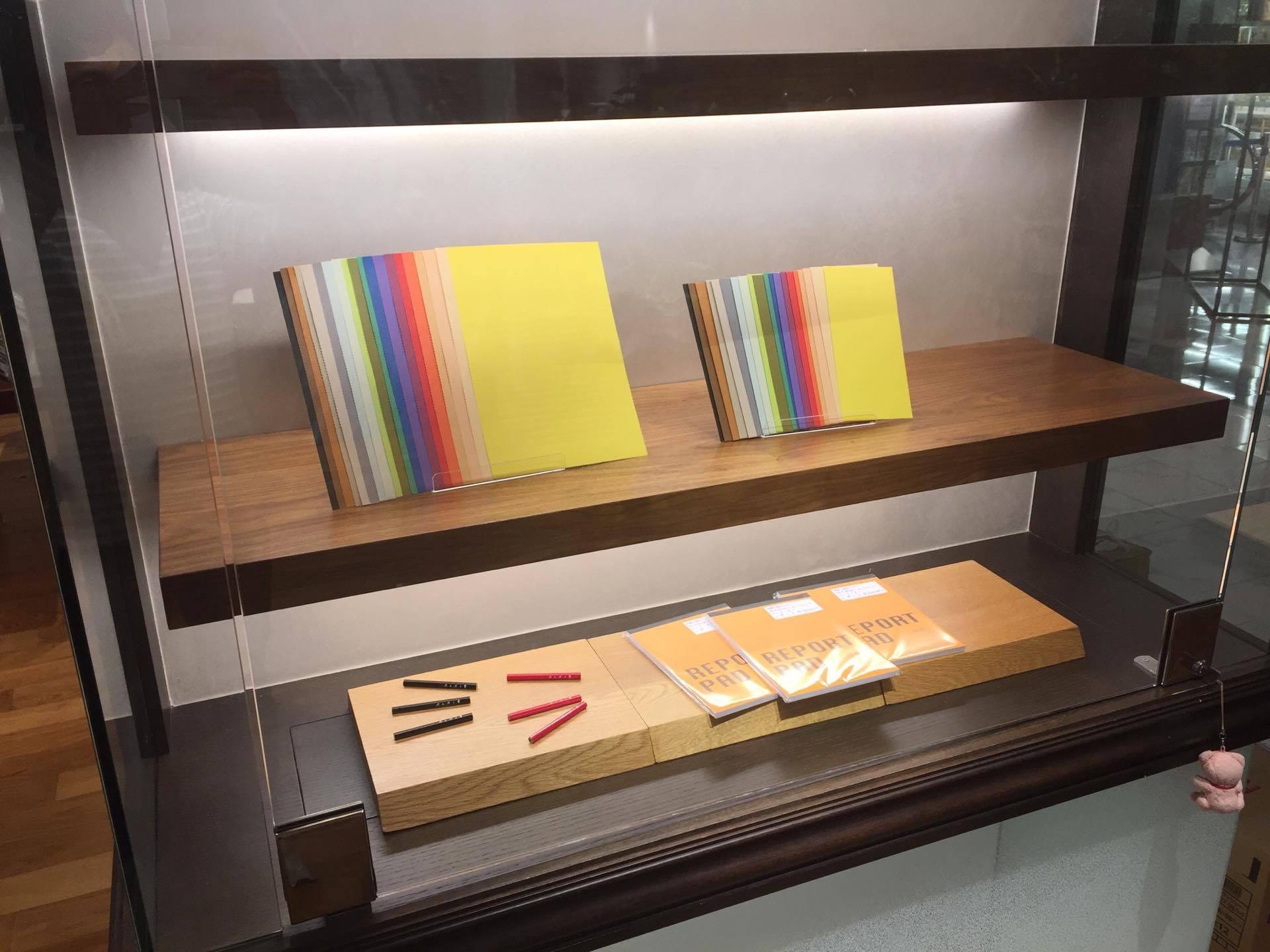 【伊勢丹新宿店5階で開催】オリジナル文具販売します。